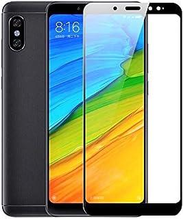 Xiaomi Redmi Note 5 Black Framed Screen Protector - Xiaomi Note 5