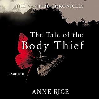 The Tale of the Body Thief cover art