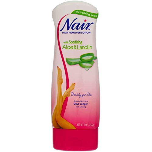 Nair Hair Remover Lotion Aloe &…