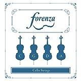 Forenza FA15COE - Juego de cuerdas de violonchelo