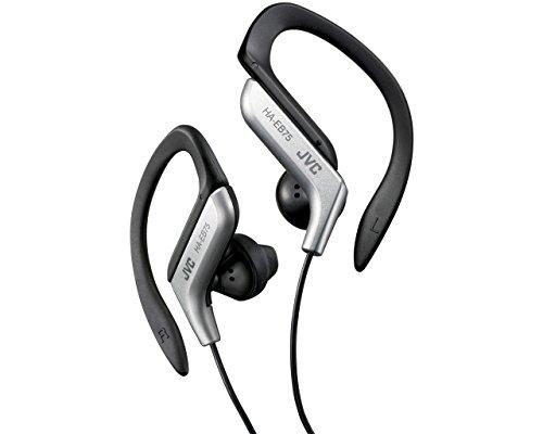 JVC HA-EB75-S-E Ear-Clip Stereokopfhörer (105 dB, 200 mW) grau
