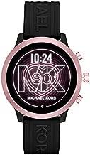 Michael Kors MKGO Smartwatch - Black Silicone