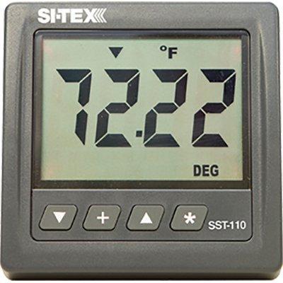 Water Temp Indicator Si-Tex SST-110 Water Temp Indicator, No Xdcr
