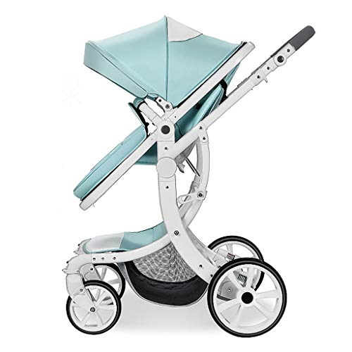 Amazing Deal Yo-Yo2015 Baby Stroller Baby Stroller Can Sit and Lie Down to Fold The of The Four Seasons Baby Children's High Landscape Hand Baby Carriage Stroller (Color : E)