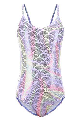 Moon Tree Girls Mermaid Swimwear