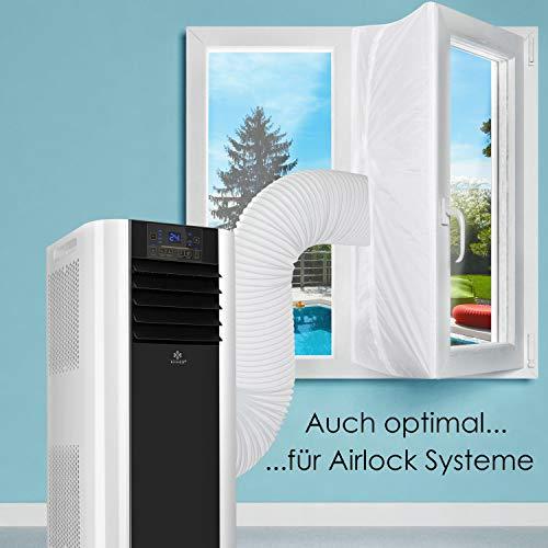 Mobile Klimaanlage mit Fernbedienung, Timer, Nachtmodus Bild 5*