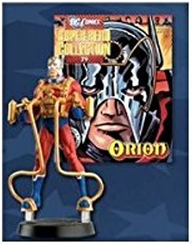 DC Superhero Collection Lead Figure  79 Orion by Eaglemoss Publication