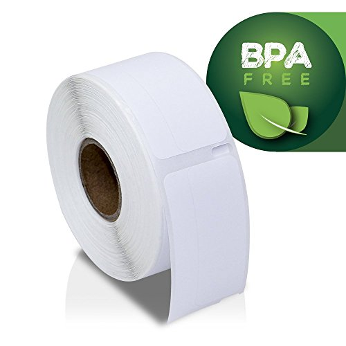 """OfficeSmartLabels - Removable Adhesive - 3/4"""" x 2"""" Multipurpose/Return Blank Address Labels, Compatible with Dymo 30330 for Dymo LabelWriters (12 Rolls - 500 Labels Per Roll) Photo #3"""
