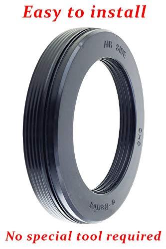 TORQUE Wheel Seal for Drive Axle (Replaces Stemco 393-0173, Stemco 47692) (TR0173)