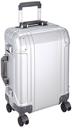 [ゼロハリバートン] スーツケース GEO Aluminum 3.0 保証付 31L 29 cm 5.1kg シルバー