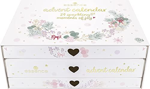 essence advent calendar 24 sparkling moments of joy, Geschenkset, mehrfarbig