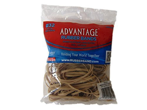 Alliance Advantage Rubber Band Size No.32 (3 X 1/8 Inches)