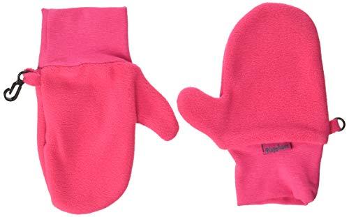 Playshoes Kinder-Unisex Uni Fäustlinge, Pink, 3
