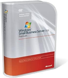 Windows Small Business Server Premium Device CAL Suite 2008 English 20 Client AddPak