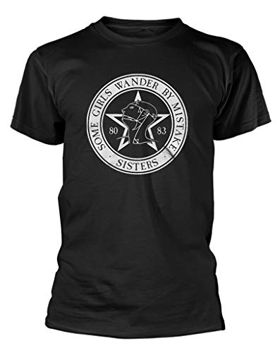 The Sisters of Mercy 'Some Girls Wander' T-Shirt (2 Extra Large)