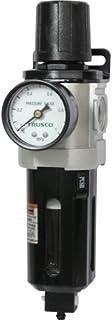 TRUSCO(トラスコ) フィルターレギュレーター 口径Rc1/4 最大流量1.1 TP-3RTOFGB-8