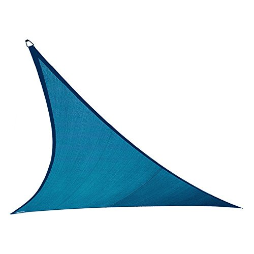 Coolaroo 473808 Coolhaven Shadesail, 12' Triangle, Sapphire