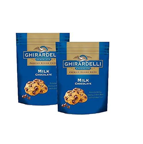 Ghirardelli Milk Chocolate Baking Chips (33 oz.) (pack of 2)