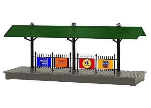 Lionel Electric O Gauge Model Train Accessories, Illuminated Station Platform