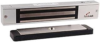 DynaLock 2511-DYN Mini-Mag Single Outswinging Door Electromagnetic Lock w/ Dynastat Force Sensor