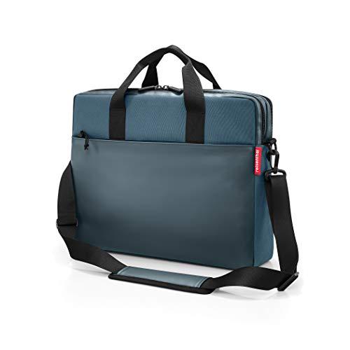 reisenthel workbag 42,5 x 33 x 12 cm / 13 l / canvas blue