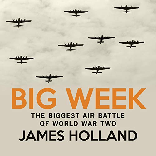 Couverture de Big Week
