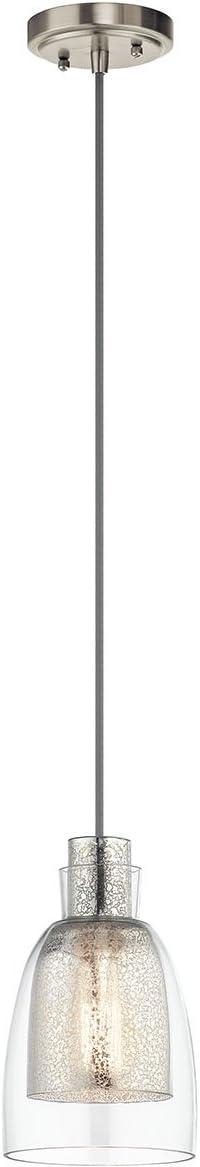 Indefinitely Kichler 43625NI One Mini Pendant Light Max 57% OFF