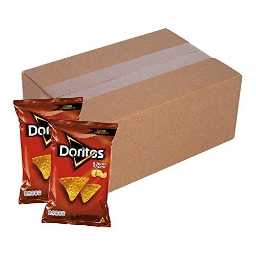 Kit 10 Salgadinhos Doritos Queijo Nacho 55g - Elma Chips