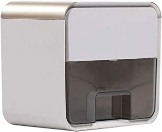 Paper Shredder 4-Sheet High-Security Micro-Cut Paper and Credit Card Shredder with Gallons Office Shredder (3 Liters)