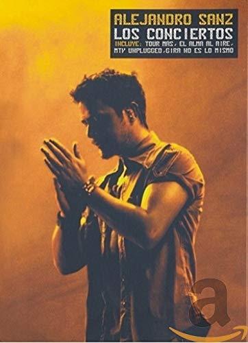 Alejandro Sanz - Los Conciertos [DVD]