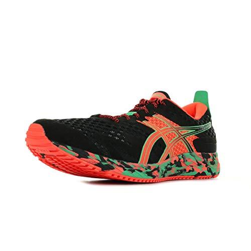 Asics Gel-Noosa Tri 12, Running Shoe Hombre, Negro, 42.5 EU