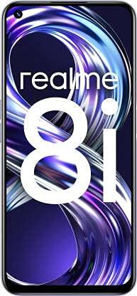 Realme 8i (Space Purple, 4GB RAM, 64GB Storage)