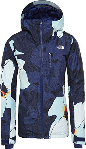 The North Face W Descendit Jkt Geïsoleerd synthetisch