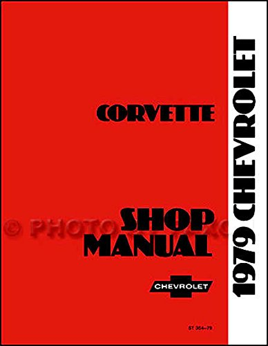 corvette factory service manual - 6