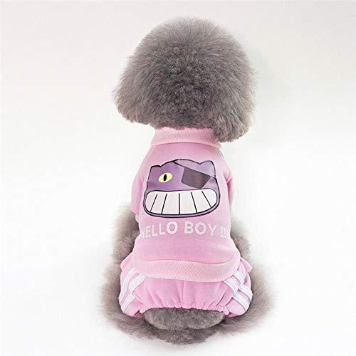 bdxka kleding voor kleine honden, winter, voor kleine honden, huisdieren, huisdierkostuums, XL, F