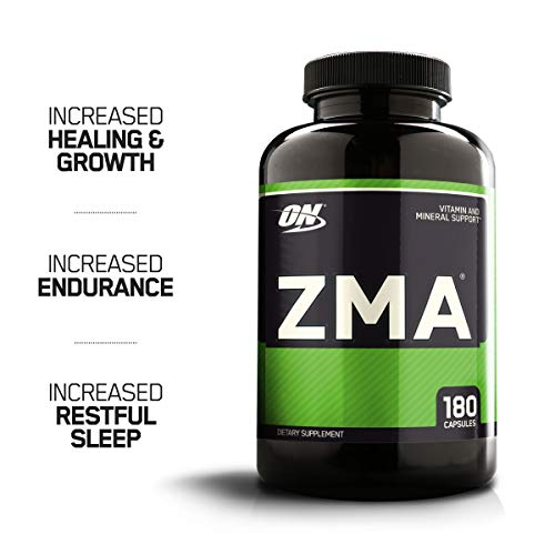 Optimum Nutrition ZMA review