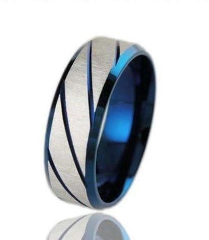 SunnyHouse Over item handling ☆ Jewelry Men's Simple Wedding Stylish Titanium Max 56% OFF Korean