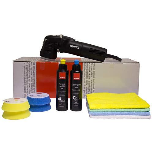 RUPES Bigfoot Mini Polisher LHR 75E Standard STN Kit 11 Items