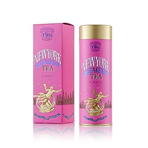 TWG Tea  New York Breakfast Tea(オートクチュール缶, 茶葉100g入り)