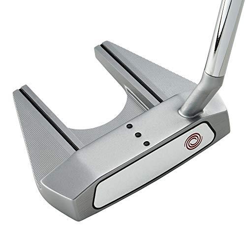 Odyssey Golf 2021 White Hot OG Putter (Right-Handed, Seven Slant Neck, Steel, 34')