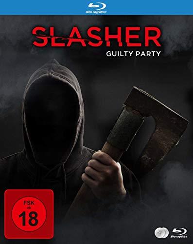 Slasher: Guilty Party - Die komplette 2.Staffel [Blu-ray]