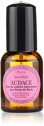 Eau d'Elixir Audace - Eau de Toilette Stimulante aux Fleurs de Bach BIO - 30 ml