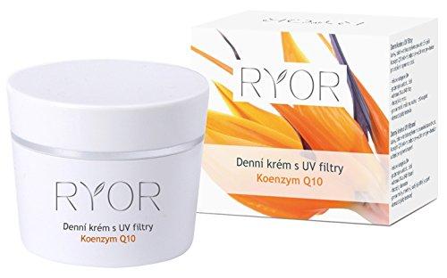 RYOR Coenzym Q10 Tagescreme mit UV-Filter 50 ml