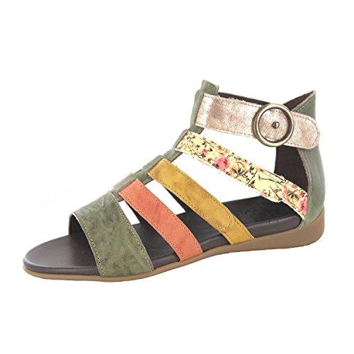 Think! Dames sandalen JAEH 10 2-82559-63 olijf 387658