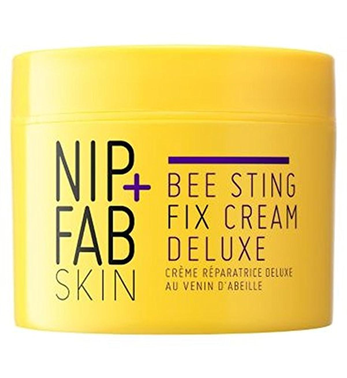 慢性的敬意隙間Nip+Fab Bee Sting Fix Deluxe Care - +ファブハチ刺されの修正デラックスケアニップ (Nip & Fab) [並行輸入品]