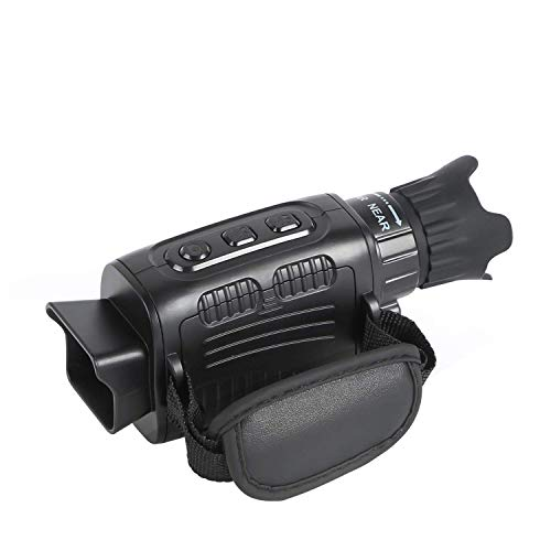 T-EAGLE Night Vision Monocular Infrared IR Night Vison Camera Photograph/ 960P Video/Playback Function for Hunting and Scouting Game