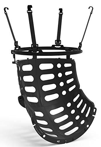 Best Buy! Konmat 360 Degree Basketball Return System (Black)