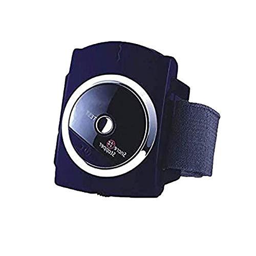 HUAJI Dispositivos Anti Ronquidos Pulsera Correa Stop Snore SolucióN Biosensor Inteligente Infrarrojo To Natural and Comfortable Sleep