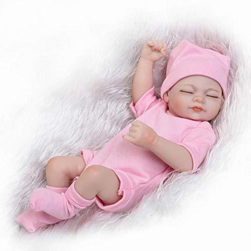 NOSSON Rebirth Doll, Juguetes para niños Tiny 10