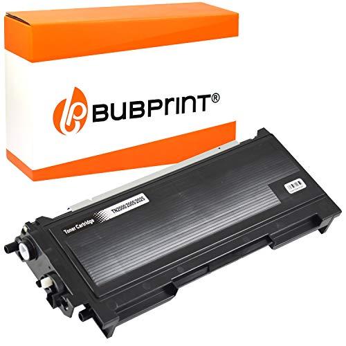Bubprint XXL Toner kompatibel für Brother TN-2000 für DCP-7010 DCP-7010L DCP-7025 HL-2020 HL-2030 HL-2040 HL-2070N MFC-7225N MFC-7420 MFC-7820 MFC-7820N Fax 2820 2920 Schwarz